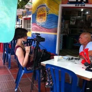 Interjú Barranquilla leghíresebb futballszurkolójával