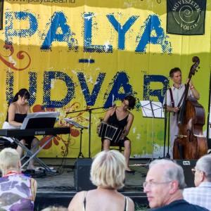 Palya Udvar, Kapolcs, Trio de la Plata koncert