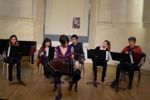 Avignon, Szóló bandoneon mesterkurzus