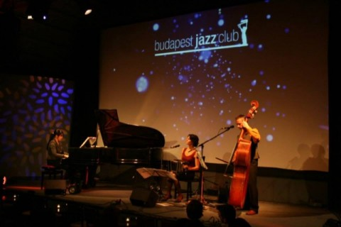 Budapest Jazz Club, Trio de La Plata