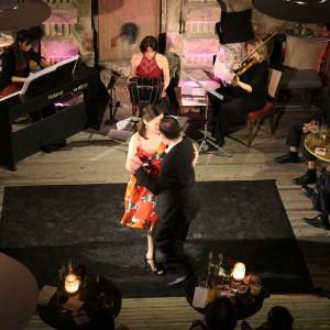 Szeghalmi Endre és Serban Andrea táncolt
