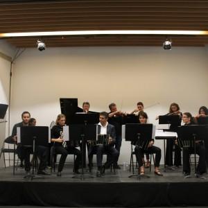 Aix-en-Provence-i konzervatórium, workshop végi koncert