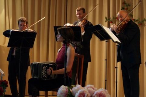 Kismaros, Lanner Kvartett Zenés Vendégsége 2015